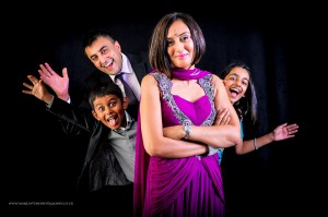 Asian Wedding Reception Photography Family Solihull-6290