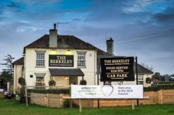 Pub The Berkeley Inn Worcester venue for the awards